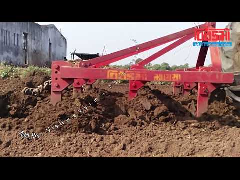 9 Tynes Rigid Cultivator