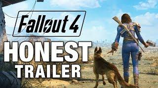 Fallout 4 - Il trailer onesto tradotto in italiano