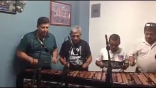 marimba  moderna canciones:vente paca,Bailando,Pasito a pasito👍