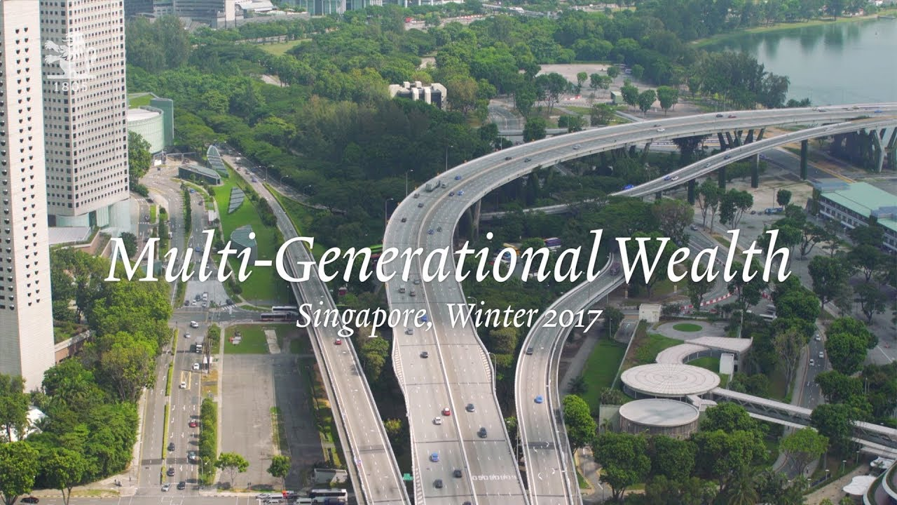 Pictet Multi-Generational Wealth, Singapore (Full version)