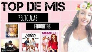 TOP DE MIS PELICULAS FAVORITAS | JAMELYN MATOS