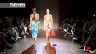 Gucci показ мод Весна-Лето 2015 Милан.