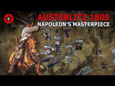 Napoleonské války #1 – Bitva u Slavkova