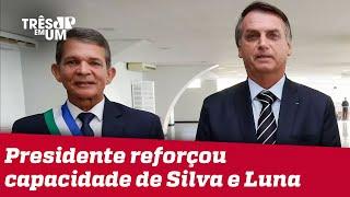 Bolsonaro cobra visão social de presidentes das estatais