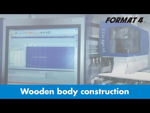 Wykonywanie korpusów meblowych na CNC FORMAT-4