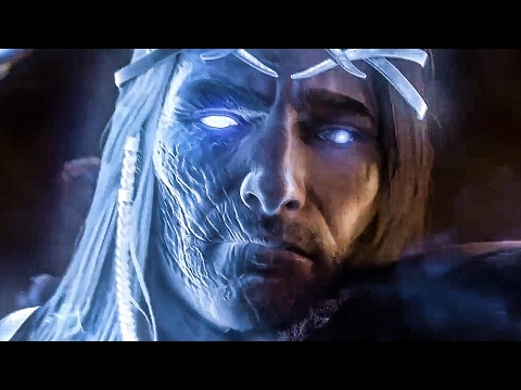 Middle-earth: Shadow of War Standard Edition Steam Key GLOBAL - video trailer