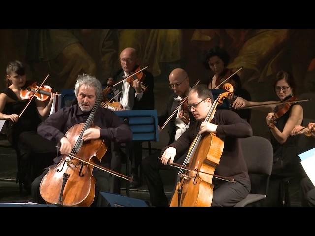 G. Sollima: Violoncelles, Vibrez!