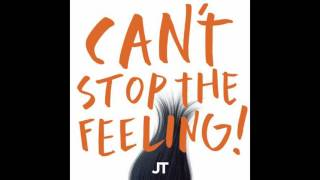 """Justin Timberlake   CAN'T STOP THE FEELING (Original Song From DreamWorks Animation """"TROLLS"""")"""