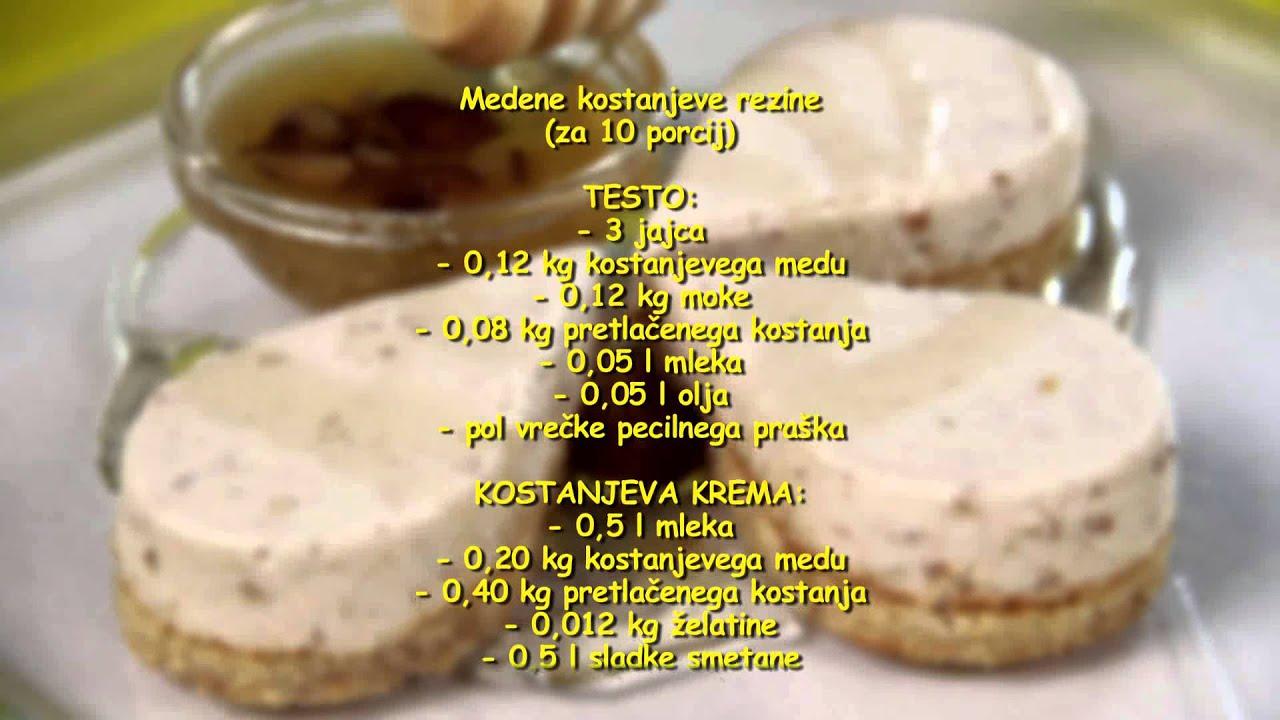 Uporaba medu v kulinariki