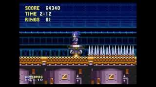 Sonic 2 Mania Sprites (Another Hack) - hmong video