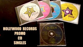 Hollywood Records Promo CD Singles by Craig Piper (1992)
