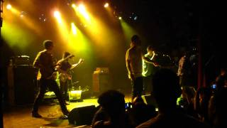 Dance Gavin Dance w/ Jonny Craig & Jon Mess - Swan Soup (new song live 03/10/11)