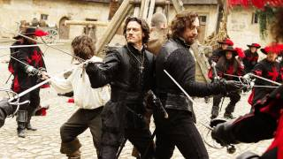 The Three Musketeers (2011) Video