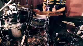 Distant Past - Everything Everything (Drum Cover)