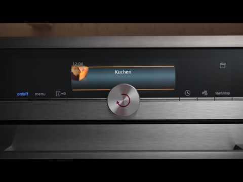 Siemens Einbaugeräte Design iQ700