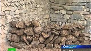 В горах Дагестана живут отшельники