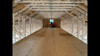 BOOM You Get A Room! ***CHECK OUT THIS HUGE BONUS ROOM- Attic Storage Trusses Installed