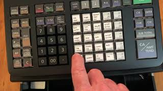 Another Basic Cash Register Operation