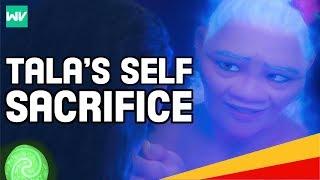 Moana's Grandmother Tala Sacrificed Herself?   Disney Theory: Discovering Disney
