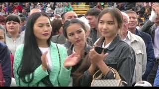 Экибастуз  Новости  День шахтера отметили работники разреза Богатырь