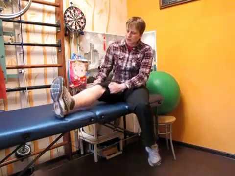 """Разработка колена. Если """"виновата"""" мышца / Development of the knee. If"""" guilty """" muscle"""