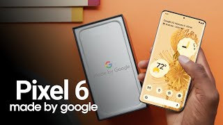 Google Pixel 6 - Officially Revealed!