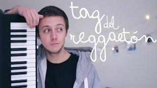 Cantando el Tag Del Reggaetón - David Rees  (Video)