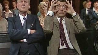 Falling Asleep in Church | Funny Clip | Mr Bean Official