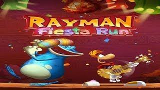 Rayman Fiesta Run - Universal - HD Gameplay Trailer