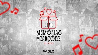 Siga PABLO nas redes sociais! Facebook: www.facebook.com/Pabloavozoficial Youtube: www.youtube.com/Pabloavozromantica Instagram: @pablo_oficial Snap : Pabloavoz Twitter: @pabloavoz