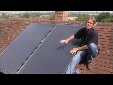 Solar Water Heating from Worcester, Bosch Group