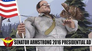 Senator Armstrong 2016 Presidential Ad