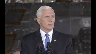 Pence Touts Deregulation On Agriculture Day- Full Speech  (Audio Only)