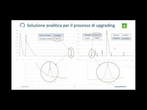 Analisi gas, Biogas, Biometano
