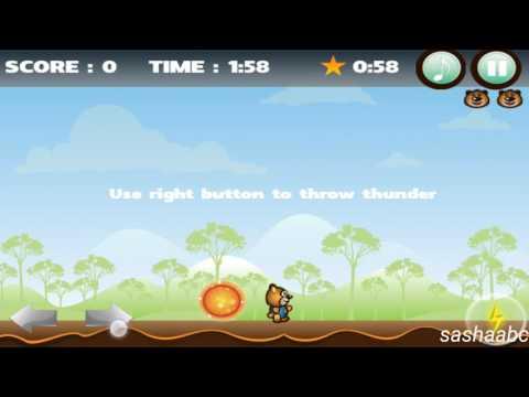 thunder bear обзор игры андроид game rewiew android