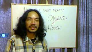 Pano nga ba mag impok ng pera [How To Save Money]