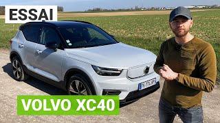 Essai Volvo XC40 Recharge électrique : une (vraie) bonne surprise !