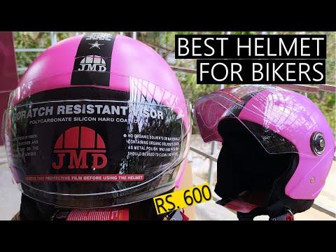 JMD Wonder Jupiter Blue Motorbike Helmet