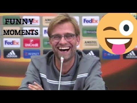 Jurgen Klopp Funny Moments   Best Manager Ever   Liverpool
