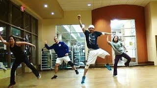 "Slinky Dance Fitness - ""Na De Na"" by Angel y Khriz - Hi-Intensity"