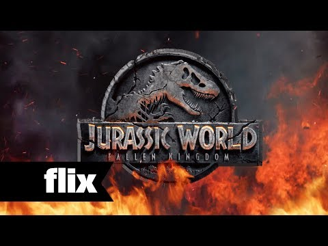 Jurassic World: Fallen Kingdom - Title Reveal & Behind The Scenes (2018)