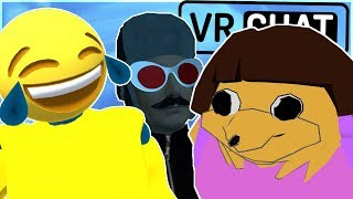 vrchat jumpscare avatars - TH-Clip