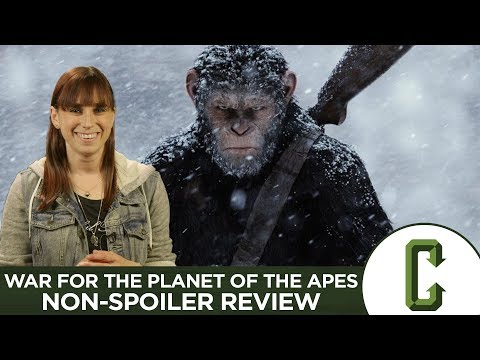 War For The Planet Of The Apes Review - Collider Video
