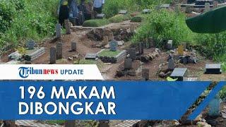 196 Makam di TPU Cikadut Dibongkar karena Terbukti Negatif Covid-19, Diduga RS Tak Teliti Hasil Swab