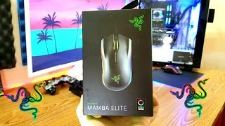 NEW Razer Mamba Elite 2018 Unboxing and First Impressions