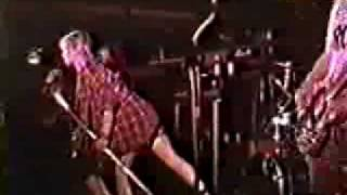 7 Year Bitch - You Smell Lonely - live Long Beach CA 1993