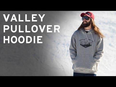 17/18 Gear: Valley Pullover Hoodie