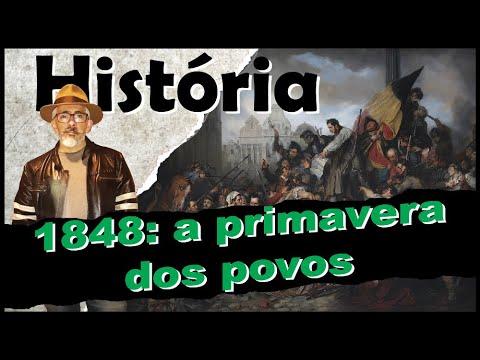 Revoluções liberais de 1848 (Liberal Revolutions of 1848)