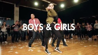 will.i.am - Boys & Girls ft. Pia Mia (Dance Video) | Mihran Kirakosian Choreography