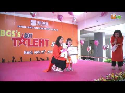 BGS -  Got talent 2019
